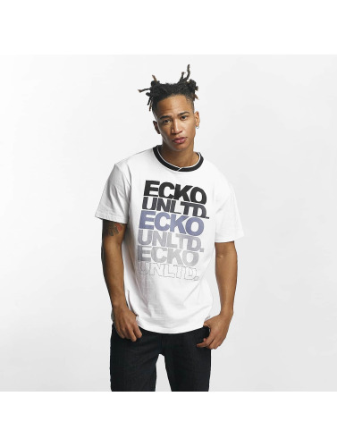 Ecko Unltd. Herren T-Shirt Fuerteventura in weiß