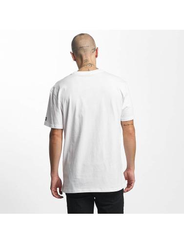 Ecko Unltd. Herren T-Shirt Bobby Basic in weiß