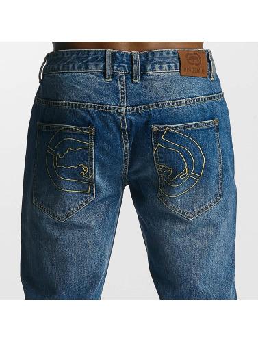 Ecko Unltd. Hombres Vaqueros anchos ECKOJS1021 in azul