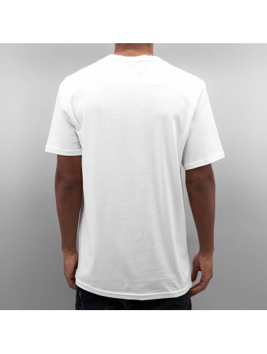 Electric Hombres Camiseta CORPO in blanco