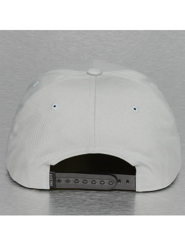 Electric Snapback Cap PENSACOLA II in grau