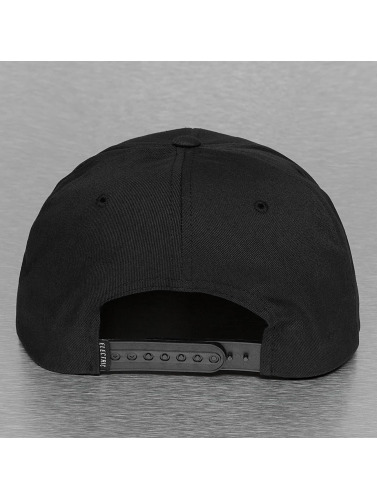 Electric Snapback Cap IDENTITY CORP in schwarz