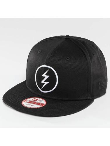 Electric Snapback Cap Volt Era in schwarz