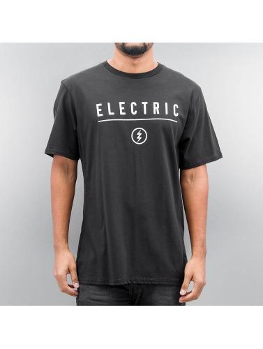 Electric Herren T-Shirt CORP IDENDITY in schwarz