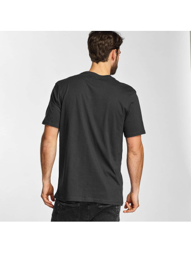 Electric Herren T-Shirt CUT SNAKE in schwarz