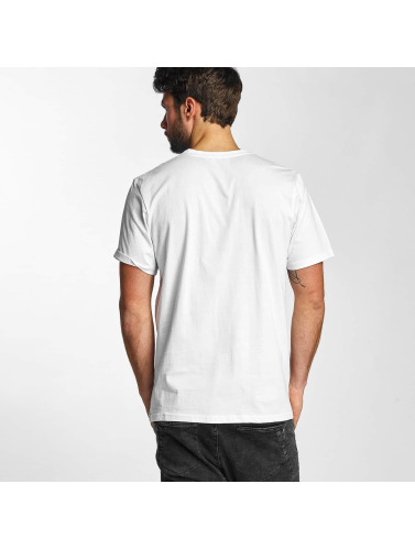 Electric Herren T-Shirt CUT SNAKE in weiß