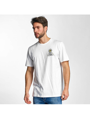Electric Herren T-Shirt WILD SOULS in weiß