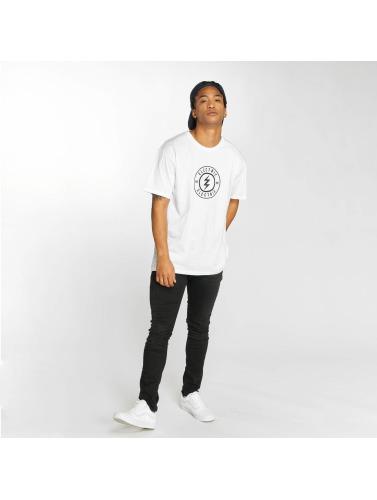 Electric Herren T-Shirt Voltage in weiß