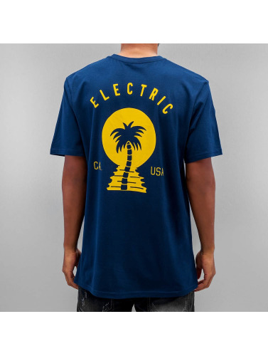 Electric Hombres Tall Tees MIRAGE in azul