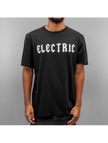Electric Hombres Tall Tees HESSIAN in negro