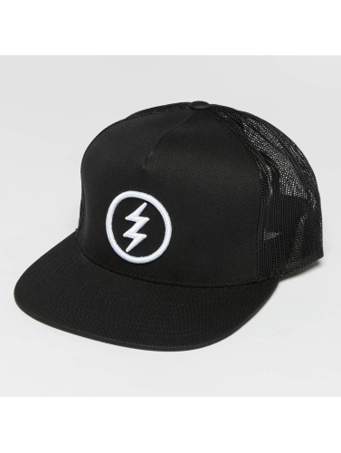 Electric Trucker Cap Volt in schwarz