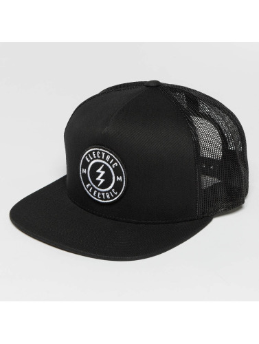 Electric Trucker Cap Voltage in schwarz