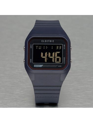 Electric Uhr ED01 PU in blau