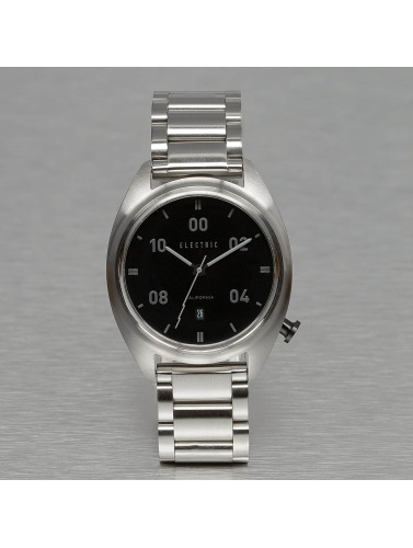 Electric Uhr OW01 Stainless Steel in grau