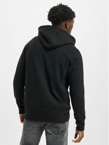 Electric Herren Zip Hoodie VOLT in schwarz