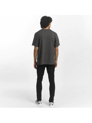 Element Hombres Camiseta Horizontal Fill in gris