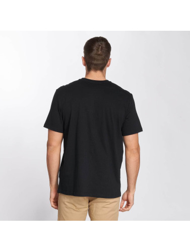 Element Hombres Camiseta Sawtooth in negro