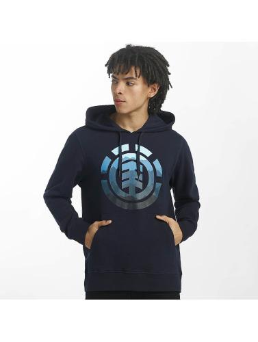 Élément Herren Hoody Logo Remplir Blau