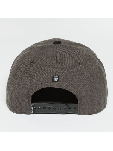 Element Snapback Cap United in grau