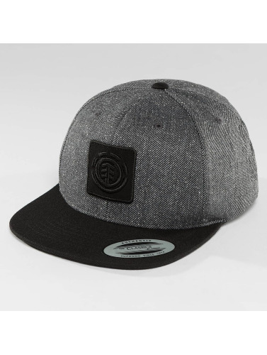 Element Snapback Cap United in grau