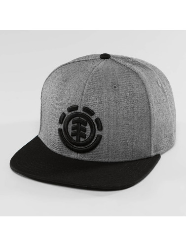 Element Snapback Cap Knutsen in grau