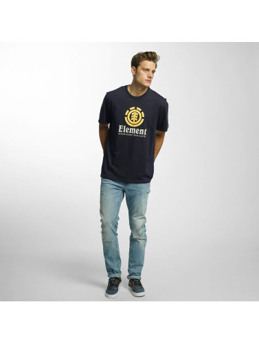 Element Herren T-Shirt Vertical in blau