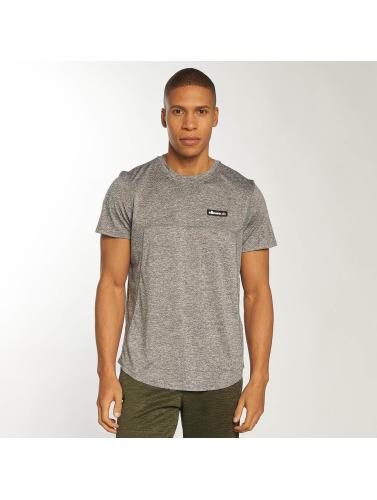 Ellesse Hombres Camiseta Aicati in gris