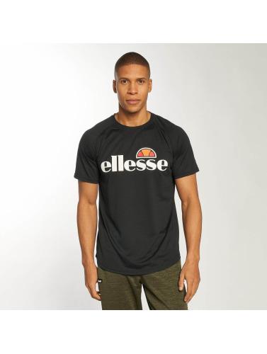 Ellesse Hombres Camiseta Cindolo in negro