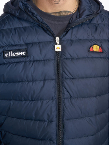Ellesse Hombres Chaquetas acolchadas Lombardy Padded in azul