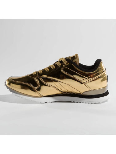 Ellesse Damen Sneaker Heritage City Runner Metallic Runner in goldfarben
