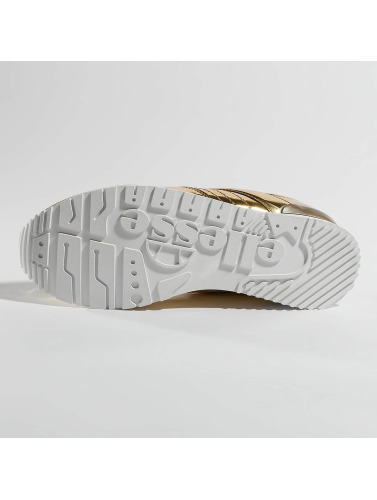 Ellesse Damen Sneaker Heritage City Runner Metallic Runner in goldfarben