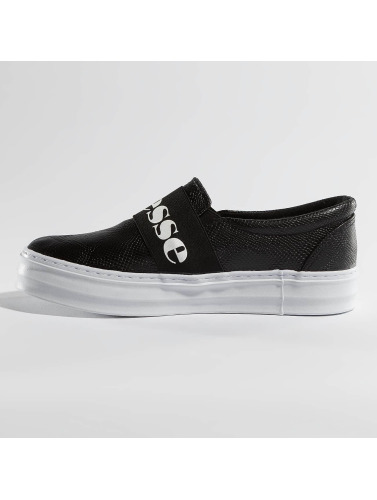 Ellesse Damen Sneaker Heritage Panforte Vulcanised in schwarz