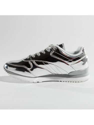 Ellesse Damen Sneaker Heritage City Runner Metallic Runner in silberfarben