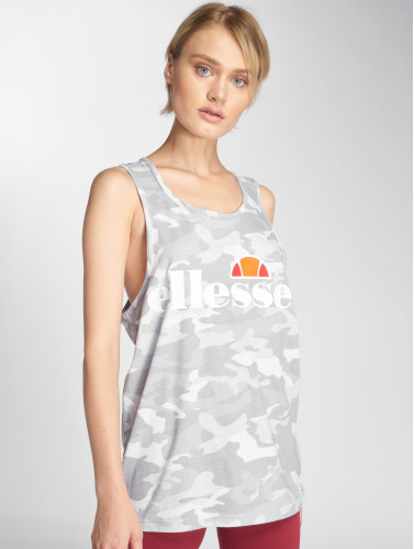 Ellesse Mujeres Tank Tops Abigaille in camuflaje