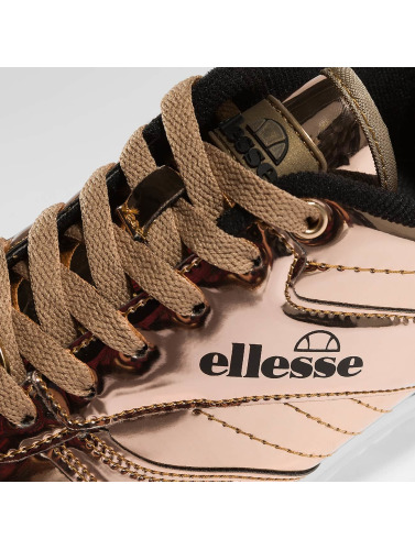 Ellesse Mujeres Zapatillas de deporte Heritage City Runner Metallic Runner in oro