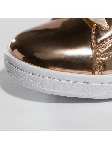 Ellesse Mujeres Zapatillas de deporte Heritage Anzia Metallic in oro