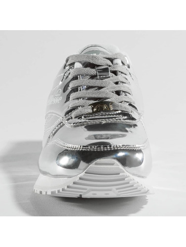 Ellesse Mujeres Zapatillas de deporte Heritage City Runner Metallic Runner in plata