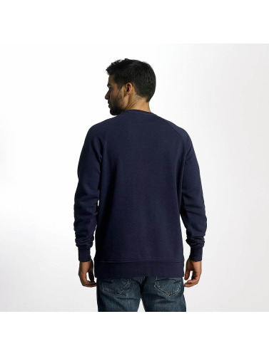 Etnies Hombres Jersey Blasted Fleece in azul