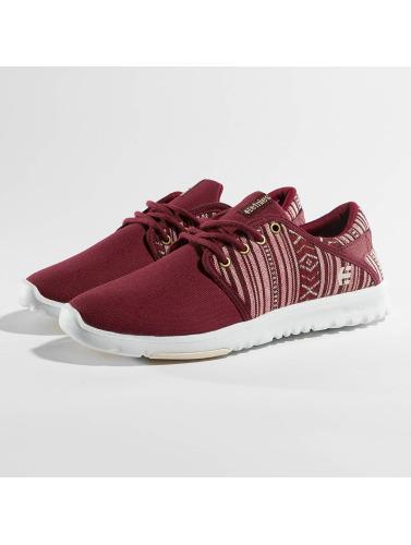 Etnies Damen Sneaker Scout in rot