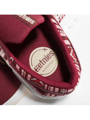 rot rot Sneaker Etnies Sneaker Etnies in Etnies Scout Damen Scout in Damen wPCFX