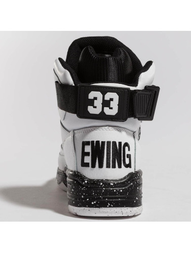 Ewing Athletics Hombres Zapatillas de deporte 33 High in blanco