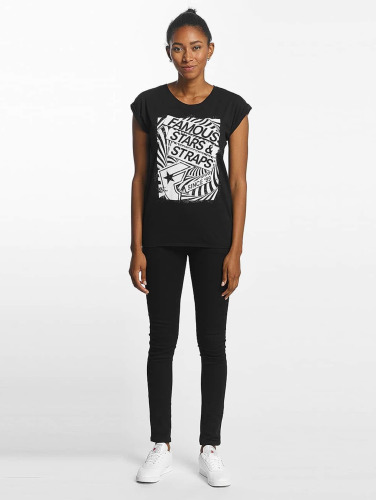 Famous Stars And Straps Mujeres Camiseta Sone I Neger pålitelig gratis frakt kostnader billig anbefaler handle beste engros online qTRHjfQQmk