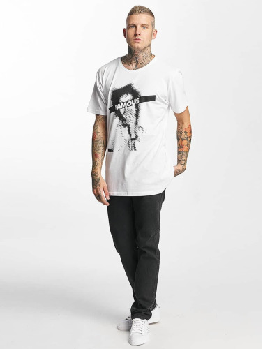 Famous Stars and Straps Herren T-Shirt Rotten MSS in weiß