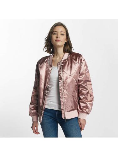 FILA Damen Bomberjacke Urban Line in rosa