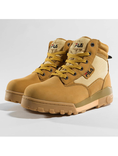 FILA Hombres Boots 1010107 in beis