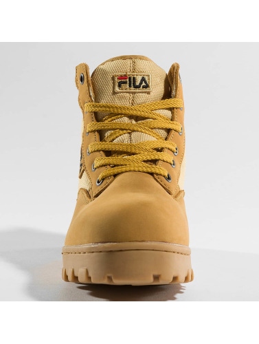 FILA Mujeres Boots Heritage Grunge Mid in beis