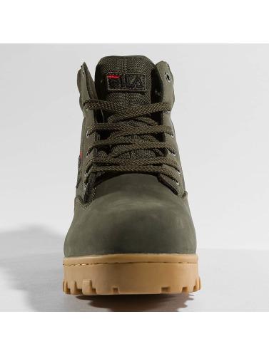 FILA Herren Boots Heritage Grunge Mid in olive