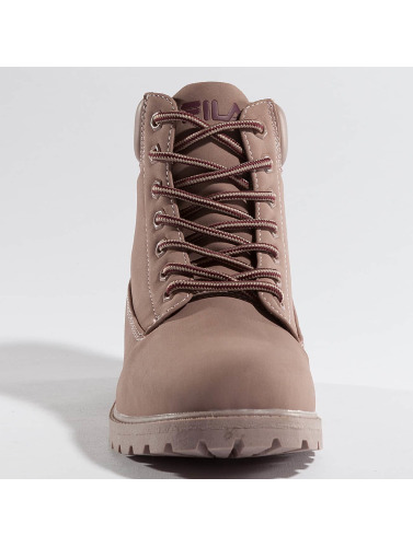 FILA Damen Boots Base Maverick Mid in rosa