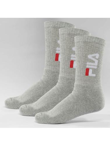 salg kostnad Fila Calcetines Tennis 3-pair I Gris gratis frakt rimelig klaring perfekt ser etter ny ankomst mote ApdrMLfB