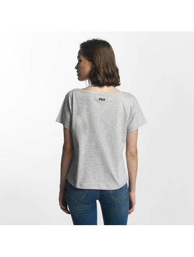 FILA Mujeres Camiseta Core Line in gris